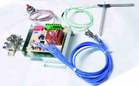 Aufladeelektronik-Bausatz